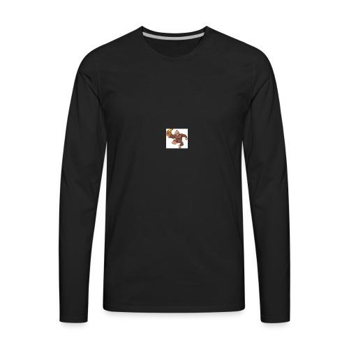 louiz fly out - Men's Premium Long Sleeve T-Shirt