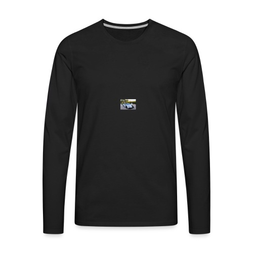 MICHOL MODE/MSQUAD - Men's Premium Long Sleeve T-Shirt