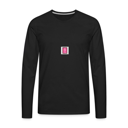 images - Men's Premium Long Sleeve T-Shirt