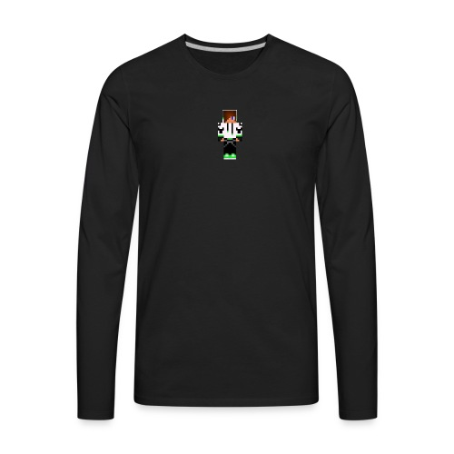 Kickster - Men's Premium Long Sleeve T-Shirt