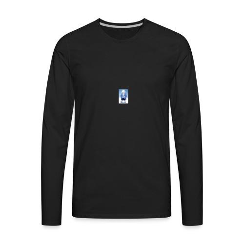 Sans Shirt Made By Brayden - Men's Premium Long Sleeve T-Shirt