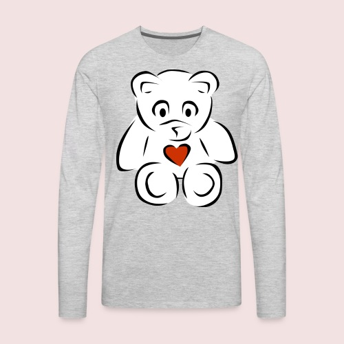 Sweethear - Men's Premium Long Sleeve T-Shirt