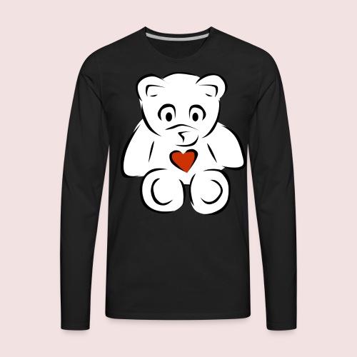 Sweethear - Men's Premium Long Sleeve T-Shirt