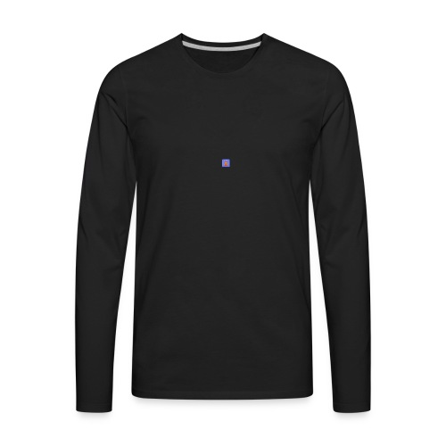 icon supermario - Men's Premium Long Sleeve T-Shirt