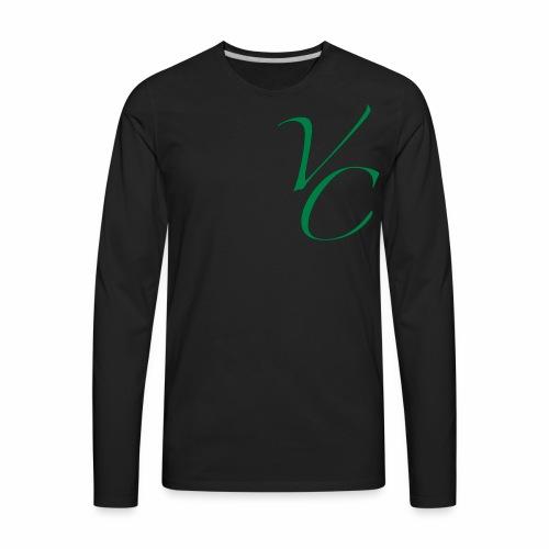 Exotic Vasquezcrew's Syle - Men's Premium Long Sleeve T-Shirt
