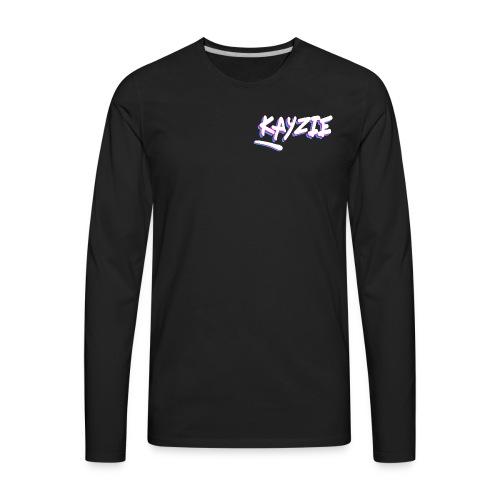 Neon KayZie - Men's Premium Long Sleeve T-Shirt