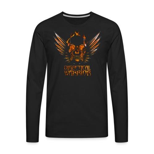 Diabetical Warrior - Men's Premium Long Sleeve T-Shirt