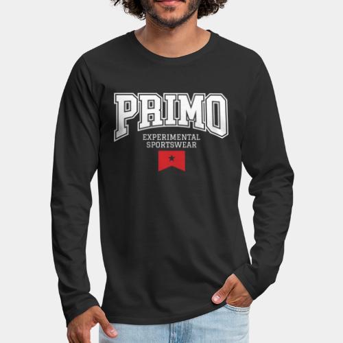 experimental sportswear streetwear - Men's Premium Long Sleeve T-Shirt
