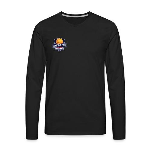 DUNKTIME Productions - Men's Premium Long Sleeve T-Shirt
