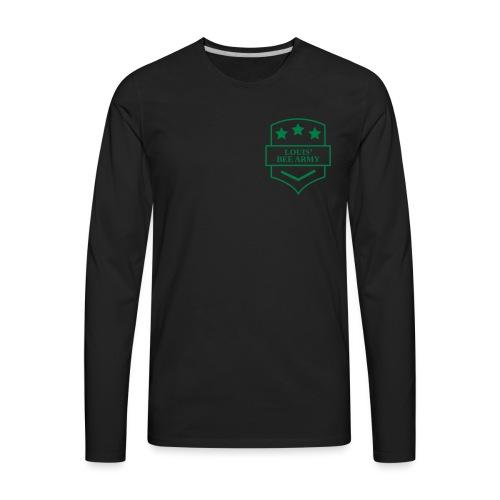 Louis' Bee Army - Men's Premium Long Sleeve T-Shirt