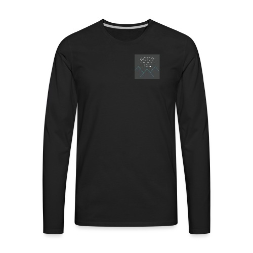 Activ Clothing - Men's Premium Long Sleeve T-Shirt