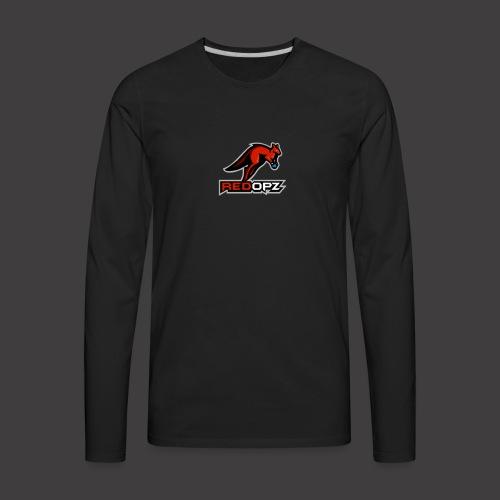 RedOpz Basic - Men's Premium Long Sleeve T-Shirt