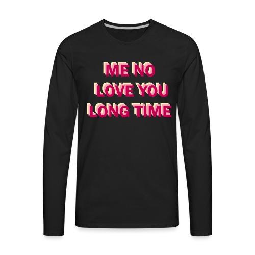 Full Metal Jacket shirt - Men's Premium Long Sleeve T-Shirt