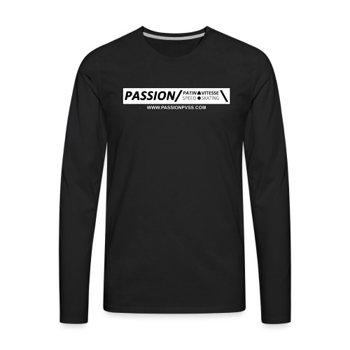 Spread the word! - Thank you for letting us know! - Men's Premium Long Sleeve T-Shirt