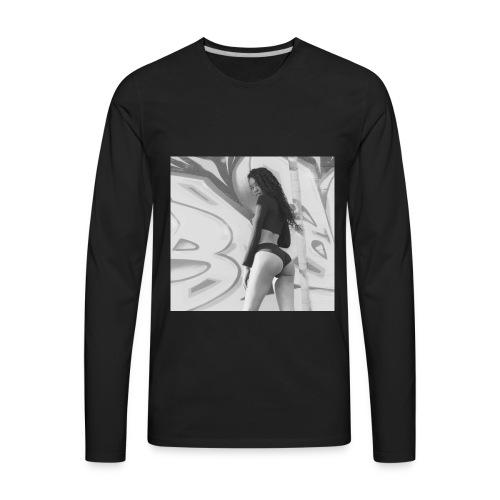 'Danaja' - Men's Premium Long Sleeve T-Shirt