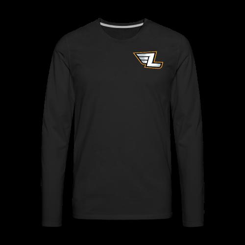 LuxxGang Standard Edition - Men's Premium Long Sleeve T-Shirt