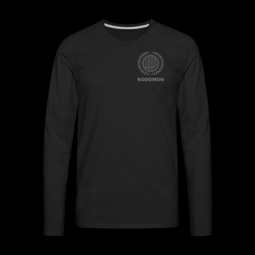 Kodomon Stealth Hoodies 2017 - Men's Premium Long Sleeve T-Shirt