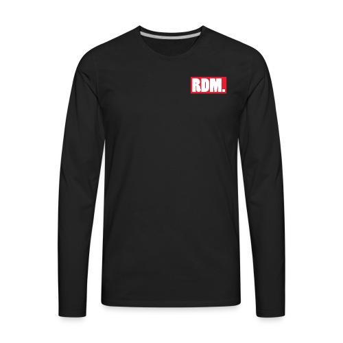 RDM t shirt - Men's Premium Long Sleeve T-Shirt