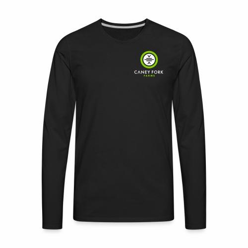 CFF Centered Color - Men's Premium Long Sleeve T-Shirt