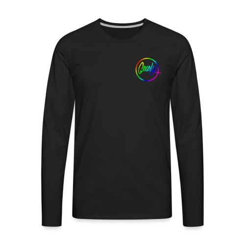 Gnarly Brand Equality - Men's Premium Long Sleeve T-Shirt