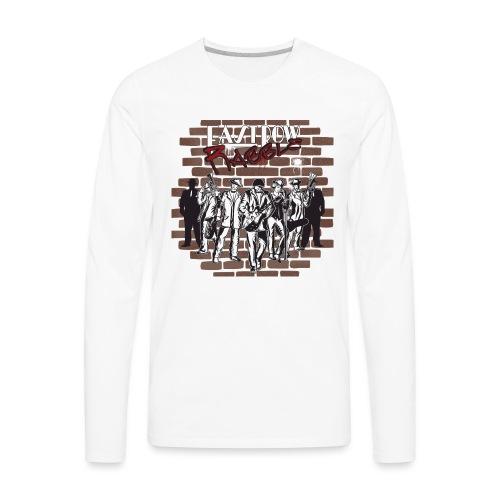 East Row Rabble - Men's Premium Long Sleeve T-Shirt