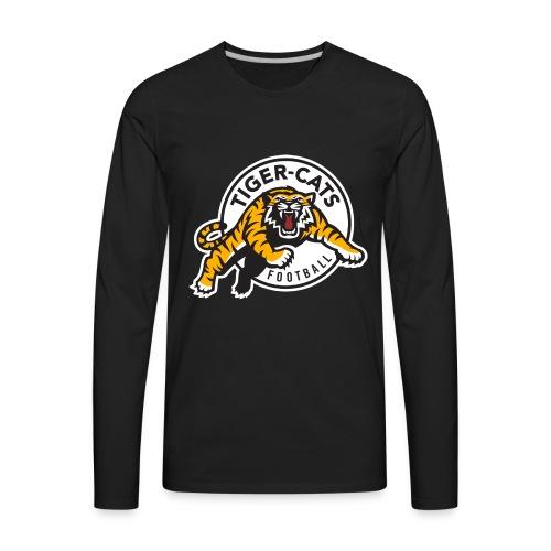 Hamilton Tiger Cats - Men's Premium Long Sleeve T-Shirt
