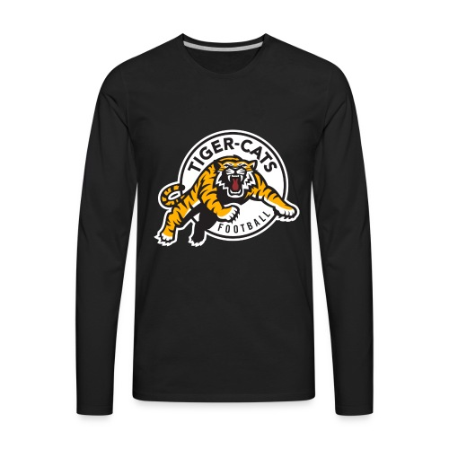 Hamilton Tiger Cats - Men's Premium Long Sleeve T-Shirt