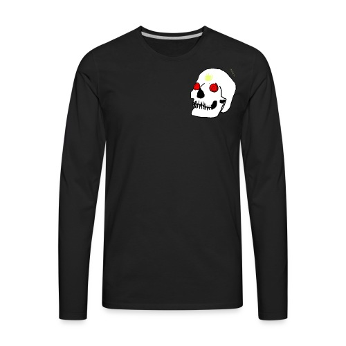 Skelly Eye - Men's Premium Long Sleeve T-Shirt