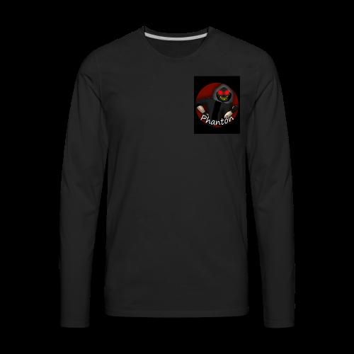 Phantón T-Shirt Design - Men's Premium Long Sleeve T-Shirt