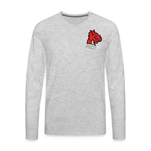 FurkyYT - Men's Premium Long Sleeve T-Shirt