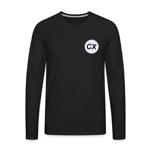 CloudXParkour - Men's Premium Long Sleeve T-Shirt