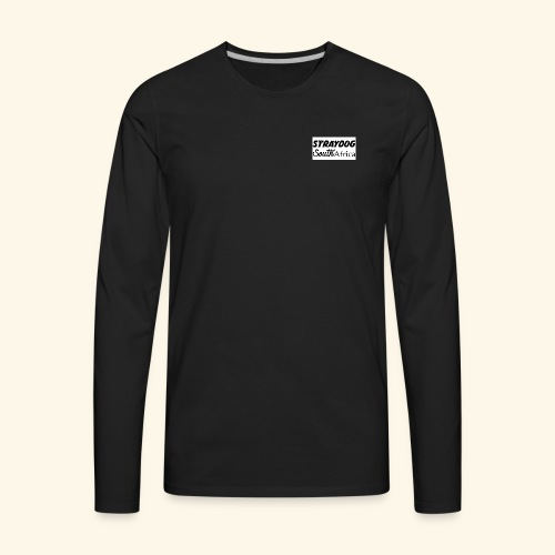 straydog clothing - Men's Premium Long Sleeve T-Shirt