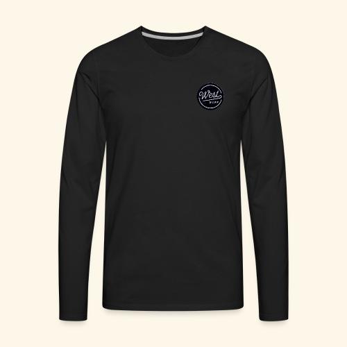 west2 surf - Men's Premium Long Sleeve T-Shirt