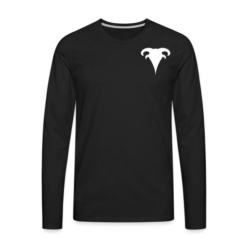 Horned Sigil - Men's Premium Long Sleeve T-Shirt
