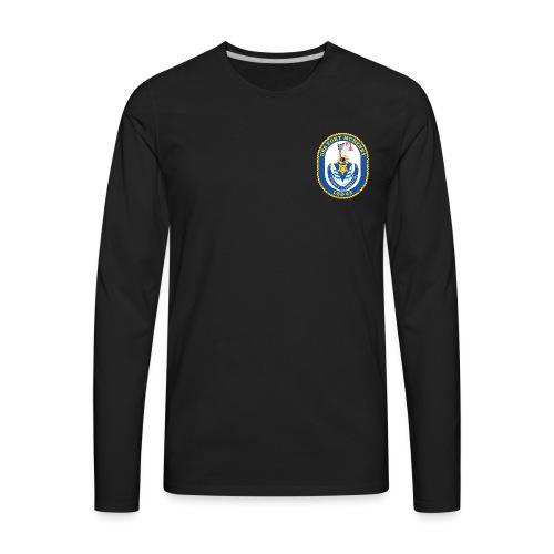FORT MCHENRY LSD 43 png - Men's Premium Long Sleeve T-Shirt