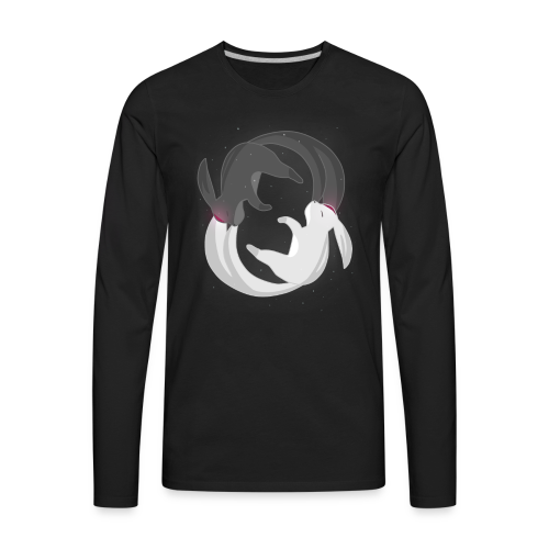 Carbuncle Unity - Men's Premium Long Sleeve T-Shirt