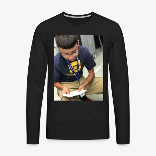 RG - Men's Premium Long Sleeve T-Shirt