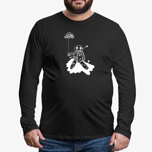voodoo inv - Men's Premium Long Sleeve T-Shirt