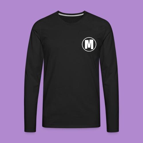 *2 YEAR ANNIVERSARY* Mikaylah LOGO - Men's Premium Long Sleeve T-Shirt