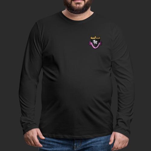 Puissant Royale Logo - Men's Premium Long Sleeve T-Shirt