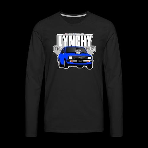 LYNCHY (THE KING) - Men's Premium Long Sleeve T-Shirt
