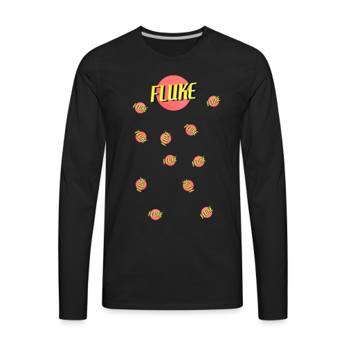 Retro - Men's Premium Long Sleeve T-Shirt