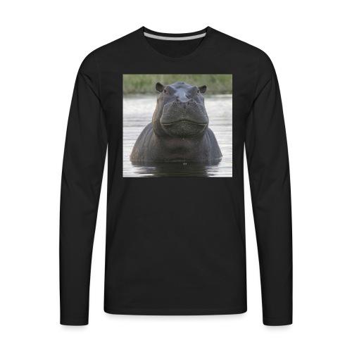 bertrand - Men's Premium Long Sleeve T-Shirt