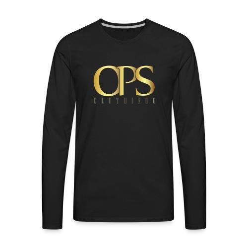 ops stuff - Men's Premium Long Sleeve T-Shirt