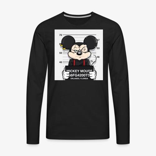 mickey - Men's Premium Long Sleeve T-Shirt