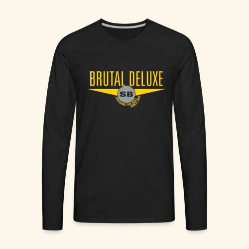 Brutal Deluxe - Men's Premium Long Sleeve T-Shirt