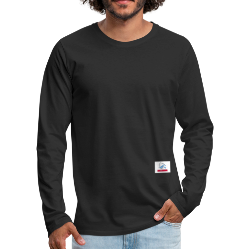Bacchanal & Water - Men's Premium Long Sleeve T-Shirt