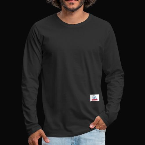 Bacchanal & Water - Men's Premium Long Sleeve T-Shirt