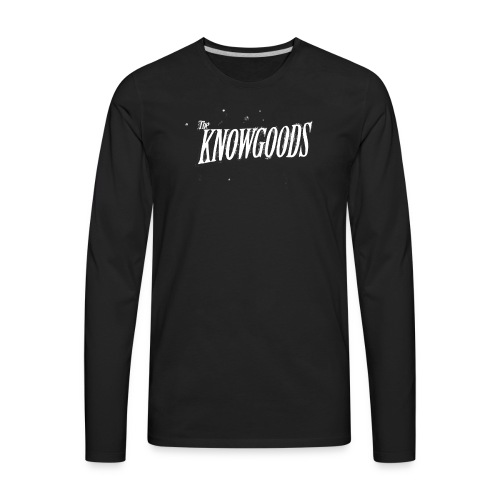 The Knowgoods - Men's Premium Long Sleeve T-Shirt