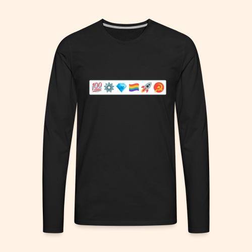 FALGSC - Men's Premium Long Sleeve T-Shirt